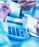 Giáo trình Kế toán ngân hàng: Phần 2