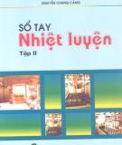 Ebook Sổ tay nhiệt luyện (Tập 2) - Nguyễn Trung Cảng