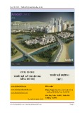 Ebook Civil 3D 2012 – Thiết kế kỹ thuật hạ tầng đô thị (Tập 2: Thiết kế đường) - Phạm Ngọc Sáu (ĐH Kiến Trúc TP.HCM)