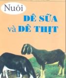 Ebook Nuôi dê sữa và dê thịt - Nguyễn Thiện, Đinh Văn Tiến