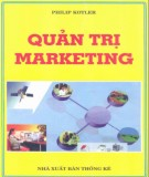 Ebook Quản trị marketing: Phần 1 - Philip Kotler