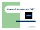 Bài giảng Thương mại điện tử: Chương 6 - ThS. Trần Trí Dũng