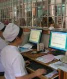 Tiểu luận: Hệ thống thông tin quản lý bệnh viện
