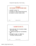 Bài giảng Nghiệp vụ ngân hàng thương mại: Chương 4 - ĐH Ngân hàng