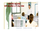 Bài giảng Quản lý dự án công nghệ thông tin - ThS. Nguyễn Khắc Quốc