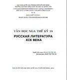 Giáo trình Văn học Nga thế kỷ 19: Phần 1 - Phạm Thị Thu Hà (Khoa Ngữ văn Nga - ĐH KHXH&NV TP.HCM)