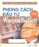 Ebook Phong cách đầu tư Warren Buffett: Phần 1 – Robert G. Hagstrom