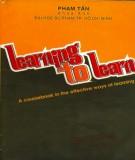 Ebook Learning to learn: Phần 1 – Phạm Tấn