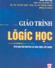 Giáo trình Logic học đại cương - NXB Chính trị Quốc gia