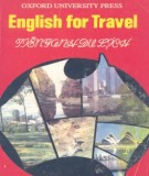 Ebook English for Travel - Tiếng Anh du lịch: Phần 1 – Oxford unversity press