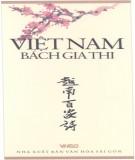 Ebook Việt Nam Bách gia thi: Phần 1 - NXB Văn hóa Sài Gòn