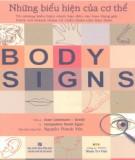 Ebook Những biểu hiện của cơ thể - Body signs: Phần 2 – Joan Liebmann Smith, Jacqueline Nardi Egan, Nguyễn Thành Yến (dịch)