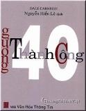 Ebook 40 Gương thành công - Dale Carnegie