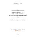 Ebook Để trở thành siêu sao Marketing: Phần 1 - Jeffrey J. Fox
