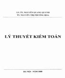 Ebook Lý thuyết kiểm toán: Phần 1 - GS.TS. Nguyễn Quang Quynh, TS. Nguyễn Thị Phương Hoa