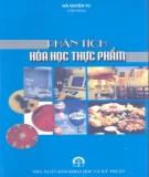 Phân tích hóa học thực phẩm : Phần 1