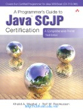 Ebook A programmers guide to Java SCJP Certification (Third edition): Part 1 - Khalid A. Mughal, Rolf W. Rasmussen