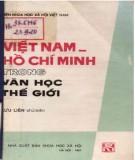Ebook Việt Nam - Hồ Chí Minh trong văn học thế giới: Phần 1 - Lưu Liên (chủ biên)