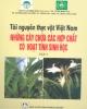 Ebook Tài nguyên thực vật Việt Nam - Những cây chứa các hợp chất có hoạt tính sinh học: Tập 1 (Phần 2) - GS.TS. Lã Đình Mỡi (chủ biên)