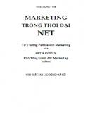 Ebook Marketing trong thời đại Net: Phần 1 - Thái Hùng Tâm