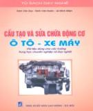 Ebook Cấu tạo và sửa chữa động cơ ô tô - xe máy: Phần 1 - NXB Lao động & Xã hội