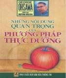 Ebook Những nội dung quan trọng của phương pháp thực dưỡng: Phần 1 - Sakurazawa Ohsawa