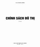 Ebook Chính sách đô thị: Phần 2 - TS. Võ Kim Cương