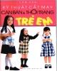Ebook Kỹ thuật cắt may căn bản & thời trang trẻ em - Cẩm Vân