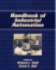 Ebook Handbook Of Industrial Automation - Richard L. Shell Ernest L. Hall