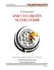 Tài liệu tham khảo Anh Văn chuyên ngành Cơ khí - Trần Ngọc Anh