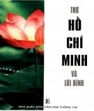 Ebook Thơ Hồ Chí Minh và lời bình: Phần 2 - NXB Văn hóa Thông tin