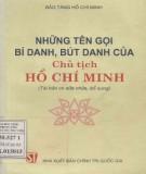 Ebook Những tên gọi, bí danh, bút danh của Chủ tịch Hồ Chí Minh: Phần 2 - Bảo tàng Hồ Chí Minh