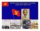 Bài giảng Đường lối cách mạng của ĐCS Việt Nam: Chương mở đầu