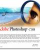 Giáo trình Photoshop CS 8.0 - Phần II