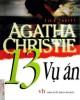 Ebook 13 vụ án: Phần 2 - Agatha Christie