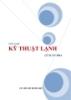 Giáo trình Kỹ thuật lạnh - ĐH. Sư phạm Kỹ Thuật Tp.HCM