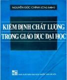 Ebook Kiểm định chất lượng trong giáo dục đại học: Phần 1 – Nguyễn Đức Chính (chủ biên)