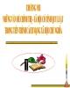 Bài giảng Những nguyên lý cơ bản của chủ nghĩa Mác - Lênin: Chương 8 - GV. Phạm Thị Ly