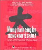 Ebook Những thành công lớn trong kinh tế Châu Á: Phần 2 – NXB Thanh Niên