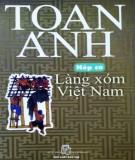 Ebook Nếp cũ - Làng xóm Việt Nam: Phần 1 - Toan Ánh