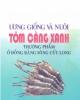 Ebook Ương giống và nuôi tôm càng xanh thương phẩm ở đồng bằng Sông Cửu Long - KS. Dương Tấn Lộc