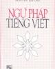 Giáo trình Ngữ pháp tiếng Việt: Phần 1 – Nguyễn Tài Cẩn