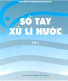 Ebook Sổ tay quản lý nước (Tập 2): Phần 1