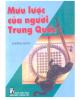 Ebook Mưu lược của người Trung Quốc: Phần 2 - Vương Địch (biên soạn)
