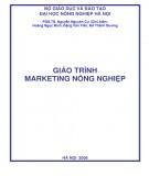 Giáo trình Marketing nông nghiệp: Phần 2