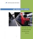 Kế toán tài chính - TS. Hà Xuân Thạch (chủ biên)