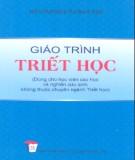 Giáo trình Triết học - PGS.TS. Đoàn Quang Thọ
