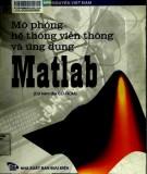 Ebook Mô phỏng hệ thống viễn thông và ứng dụng Matlab: Phần 2