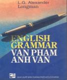 Ebook English grammar - Văn phạm tiếng Anh: Phần 2