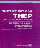 Ebook Thiết kế kết cấu thép (Theo Quy phạm Hoa Kỳ AISC-ASD): Phần 1